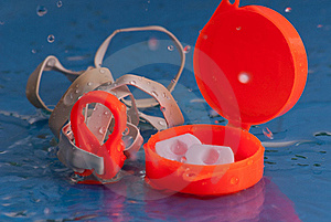 Swimming Gear Stock Photo - Image: 16545690