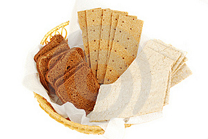 Three Tipe Of Bread Set. Stock Photo - Image: 16547190