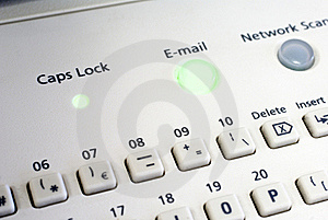 Keypad Stock Photo - Image: 16549030