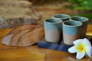 Set Of Aroma In Spa Stock Photography - Image: 16552172