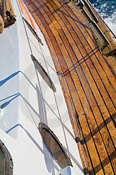 Yacht Stock Image - Image: 16553211