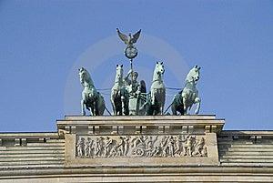 Brandenburg Gate Royalty Free Stock Images - Image: 16561169