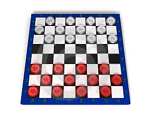 Checkers Stock Images - Image: 16563144