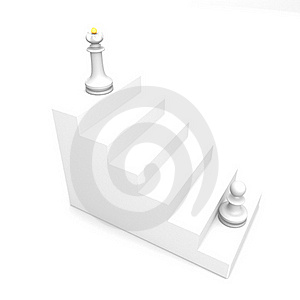 Career Opportunities Pawn Stock Image - Image: 16563181