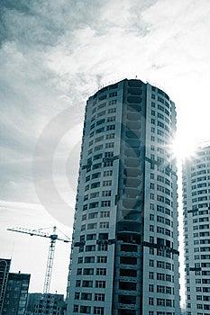 Urban Scene Stock Image - Image: 16563381
