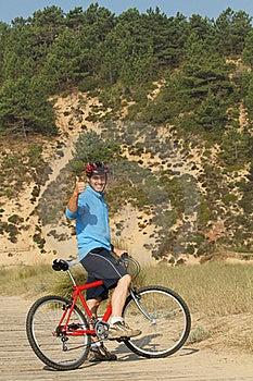 Biker In Action Stock Image - Image: 16565841
