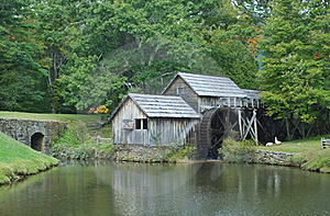 Mabry Mill Stock Images - Image: 16566254