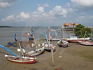 Fishing Port Royalty Free Stock Image - Image: 16568436
