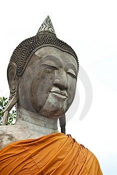 Buddha Status Royalty Free Stock Photos - Image: 16578118