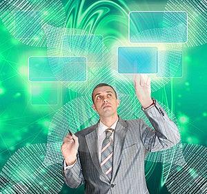 Nanotechnology Stock Photo - Image: 16578140