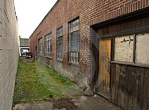 Alley Way Royalty Free Stock Image - Image: 16578566