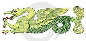 Chinese Dragon Royalty Free Stock Image - Image: 16579006