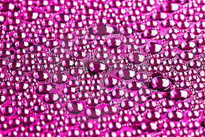 Many Water Drops Stock Photo - Image: 16580150