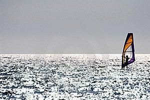Windsurfer Stock Images - Image: 16580814