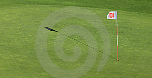Golf Abstract Royalty Free Stock Image - Image: 16580926