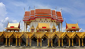 Temple Of Thailand Stock Photos - Image: 16585063