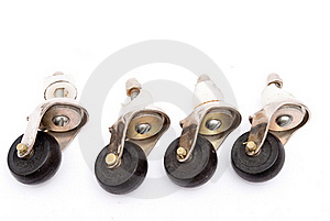 Wheel Of The Sidercar Stock Photos - Image: 16592153