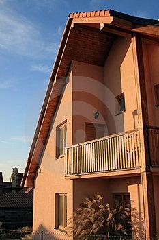 Дома семьи Стоковое Изображение RF - изображение: 1660056
