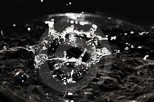 El Agua Imagenes de archivo - Imagen: 1661804