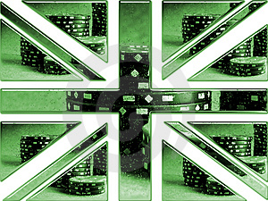 Gambling Britain Stock Image - Image: 1669871