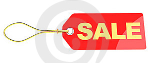 Sale Tag Royalty Free Stock Photo - Image: 16600765
