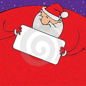 Santa Стоковая Фотография RF - изображение: 16603307