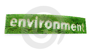 Environment Banner Royalty Free Stock Photos - Image: 16611658