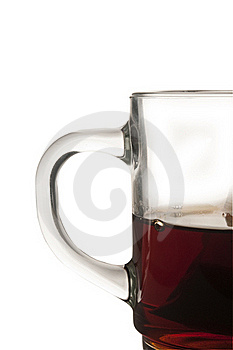Cup Of Tea On White Background Stock Photography - Image: 16612452