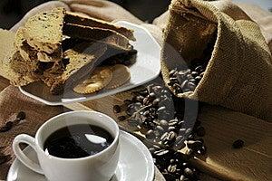 завтрак Стоковое Изображение - изображение: 16618221
