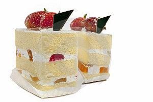 Strawberry Cake Stock Photos - Image: 16619983