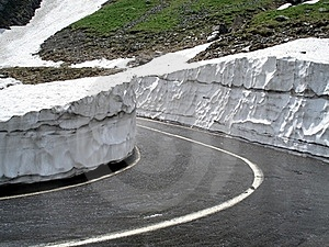 Transfagarasan In June Stock Image - Image: 16620711