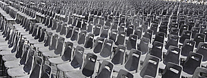 Chairs Abstract Stock Images - Image: 16620974
