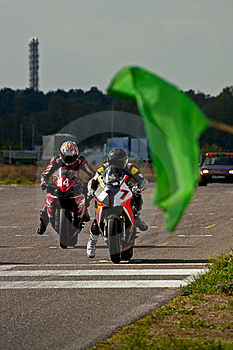 Superbike Royalty Free Stock Photo - Image: 16629725