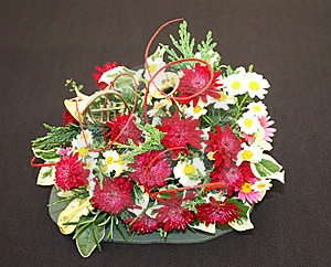 Flower Arrangement. Stock Photos - Image: 16633683