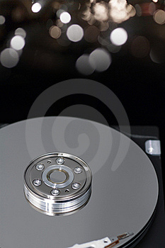 Removed Hard Disk Royalty Free Stock Photos - Image: 16634268