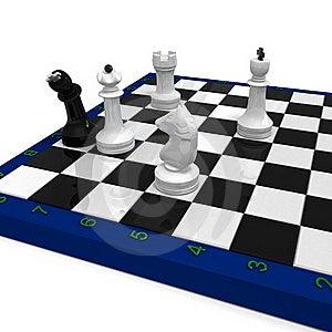 Checkmate Stock Photo - Image: 16638680