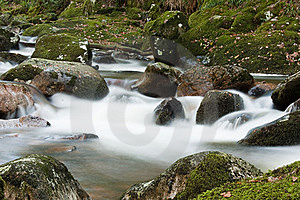 Dartmoor Stream Royalty Free Stock Images - Image: 16639029