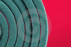 Mosquito Coil Macro Royalty Free Stock Images - Image: 16639139