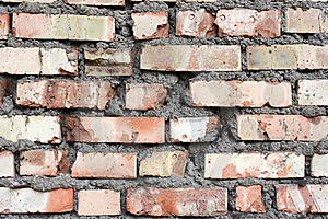 Brick Wall Background Stock Images - Image: 16641024