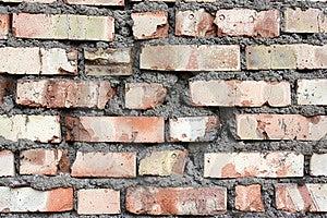 Brick Wall Background Stock Images - Image: 16641024