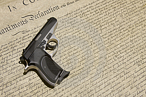 The Right To Bear Arms Stock Photography - Image: 16643982