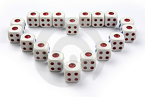 Dice Royalty Free Stock Images - Image: 16644189