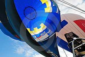 Hot Air Balloon Stock Photo - Image: 16644990