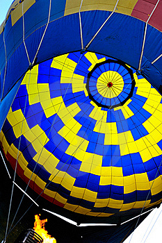 Hot Air Balloon Stock Photos - Image: 16644993