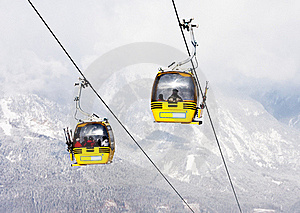 Ski Resort  Schladming . Austria Stock Photo - Image: 16645220