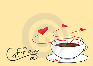 Coffee Drink Love Stock Photo - Image: 16645940