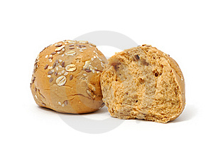 Wholemeal Buns Stock Photo - Image: 16646570