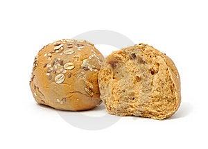 Wholemeal Buns Stock Photo - Image: 16646570