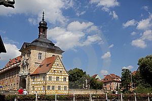 Bamberg In Germany Royalty Free Stock Photography - Image: 16647937