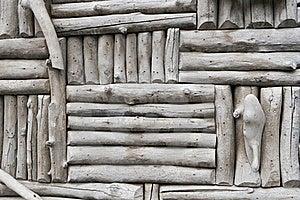 Gray Log Background Royalty Free Stock Photo - Image: 16650985